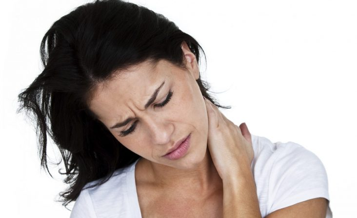 Neck pain treated at the Osteopathic Life Clinic in Dublin 1 and Dublin 18